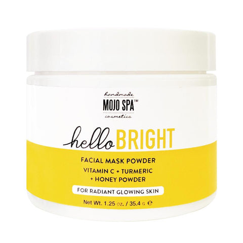 Hello Bright Facial Mask Powder Product