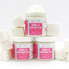 Vanilla Marshmallow Face & Body Scrub