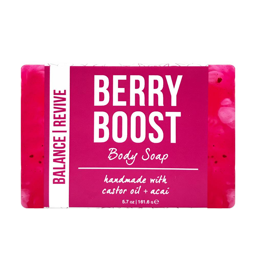 Berry Boost Body Soap Product