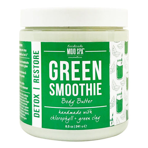 Green Smoothie Body Butter Product
