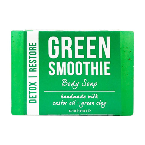 Green Smoothie Body Soap Product
