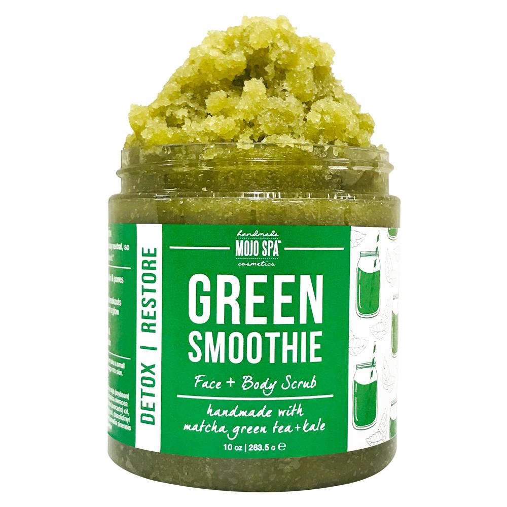 Green Smoothie Face & Body Scrub Product