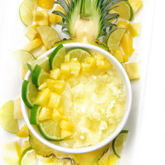 Punchy Pineapple Face & Body Scrub