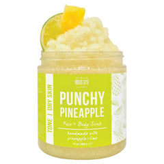 Punchy Pineapple Face & Body Scrub Product