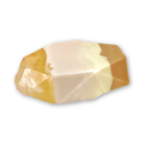 Ivory Jasper Gemstone Wand Hand and Body Soap