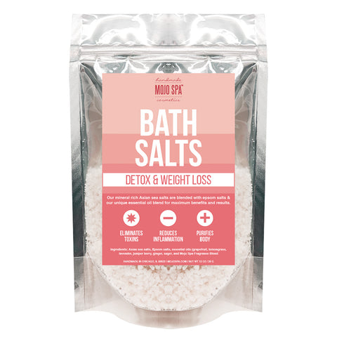 Bath Salts – Mojo Spa