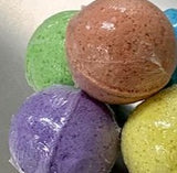 Bath Bombs 100 mg each - BACK IN STOCK! Several scents to choose from.