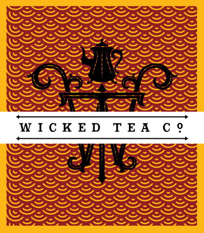 Wicked 1 lb tea sampler - 4 Flavors