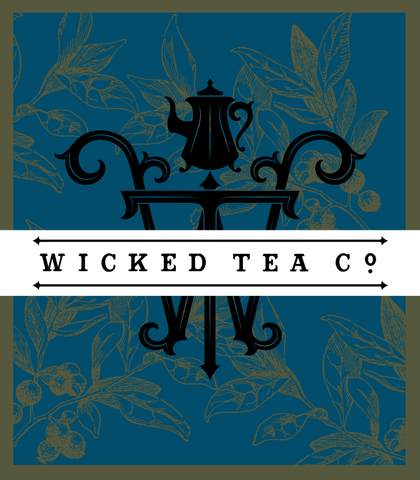 Wicked 1kg tea sampler - 5 Flavors