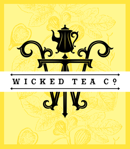 Wicked 3 oz tea sampler - 3 Flavors