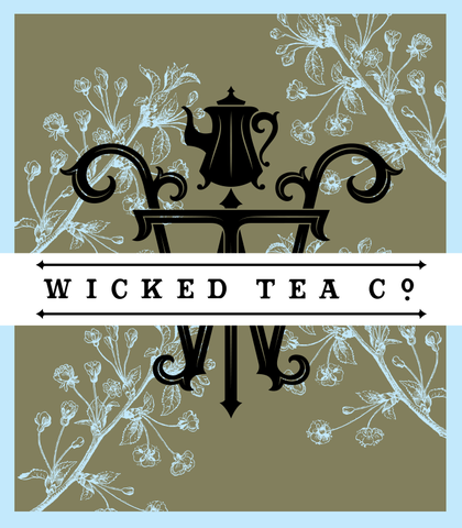 Wicked 6 oz tea sampler - 6 Flavors