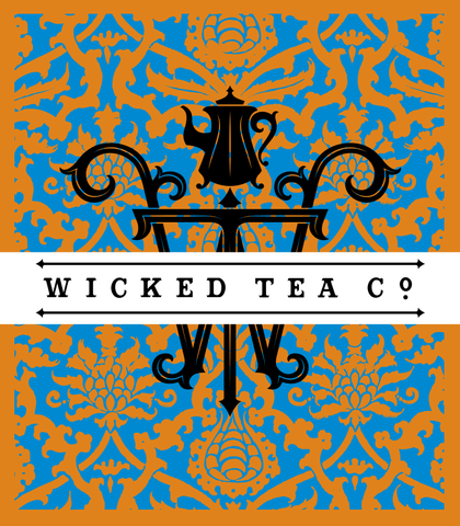 Wicked 8 oz tea sampler - 2 Flavors