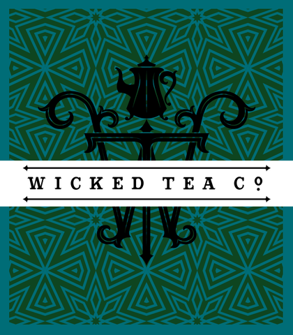 Wicked 8 oz tea sampler - 4 Flavors