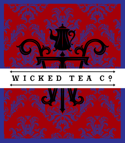 Wicked 1 lb tea sampler - 2 Flavors