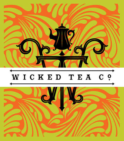 Wicked Tea Caps - Choose Between 5  Flavors *NEW PRICE POINT!
