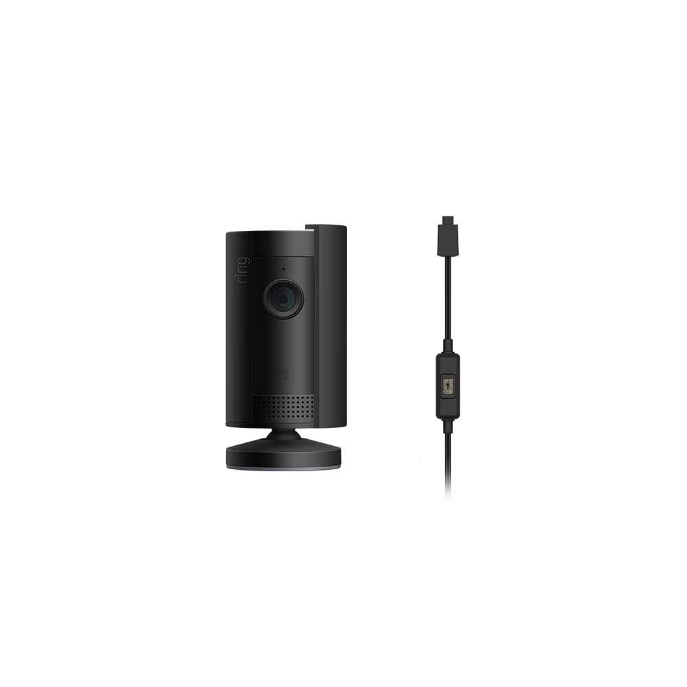 Privacy Kit (for Indoor Cam Cover and 6.5ft Power Adapter with On/Off Switch) - Black