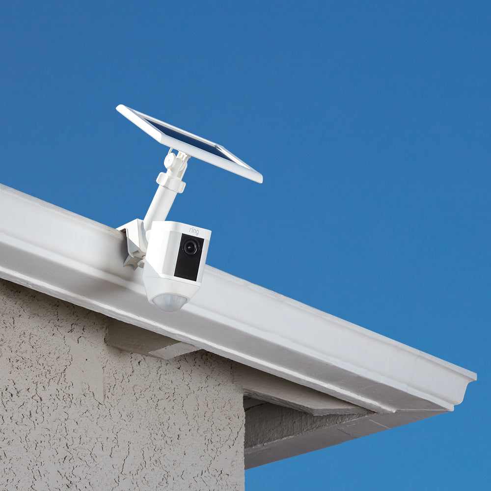 Gutter Mount (for Spotlight Cam Battery, Spotlight Cam Solar, Solar Panel, and Super Solar Panel) -