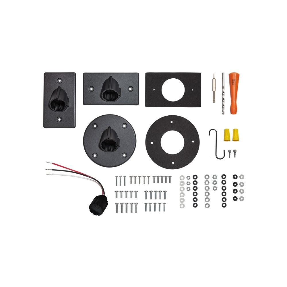 Hardwired Kit (for Spotlight Cam Wired) - Black