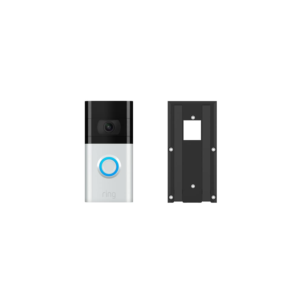 Video Doorbell 3 with No-Drill Mount - Multi