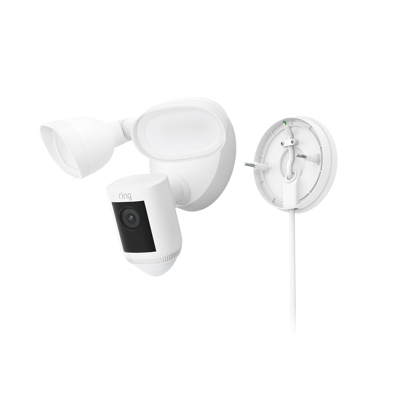 Plug-In Mount for Cams (for Floodlight Cam Wired Pro and Floodlight Cam Wired Plus) - White