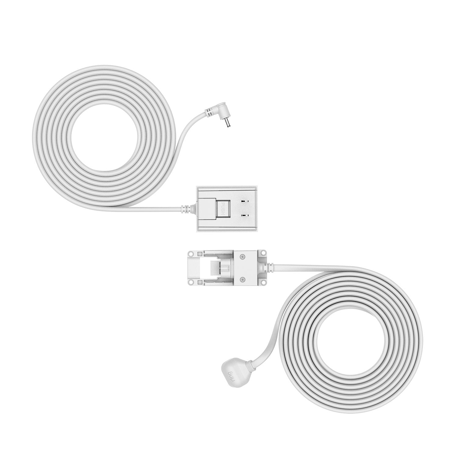 Indoor/Outdoor Power Adapter (Barrel Plug) (for Stick Up Cam Plug-In) - White