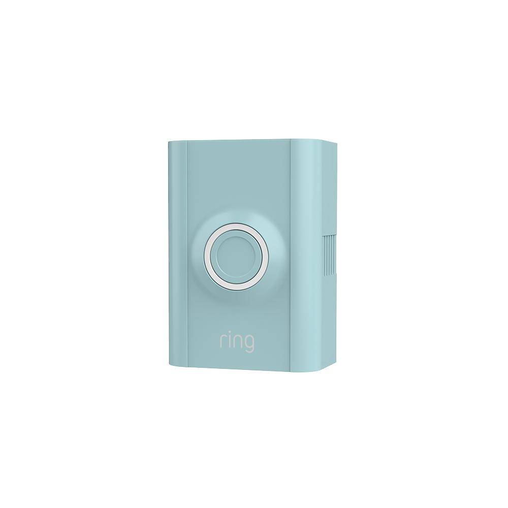 Interchangeable Faceplate (for Ring Video Doorbell 2) - Ice Blue