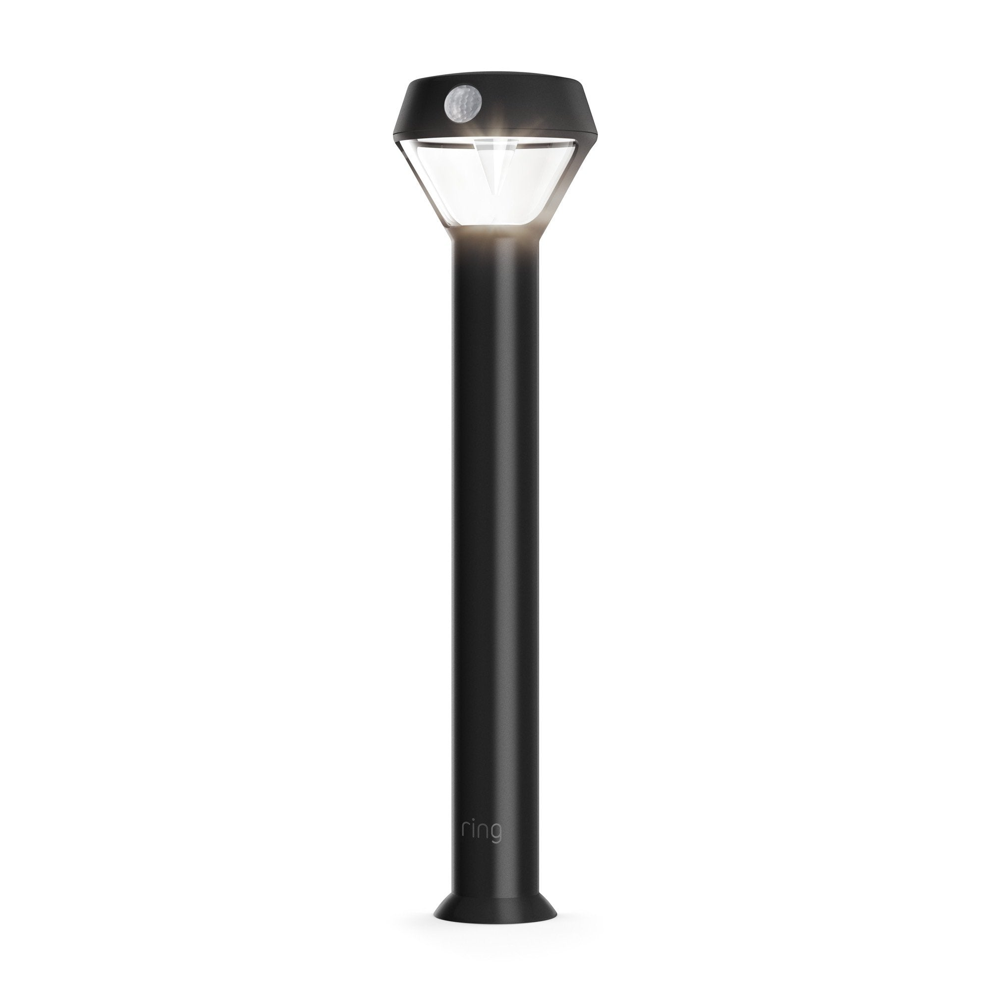 Smart Lighting Solar Pathlight - Black