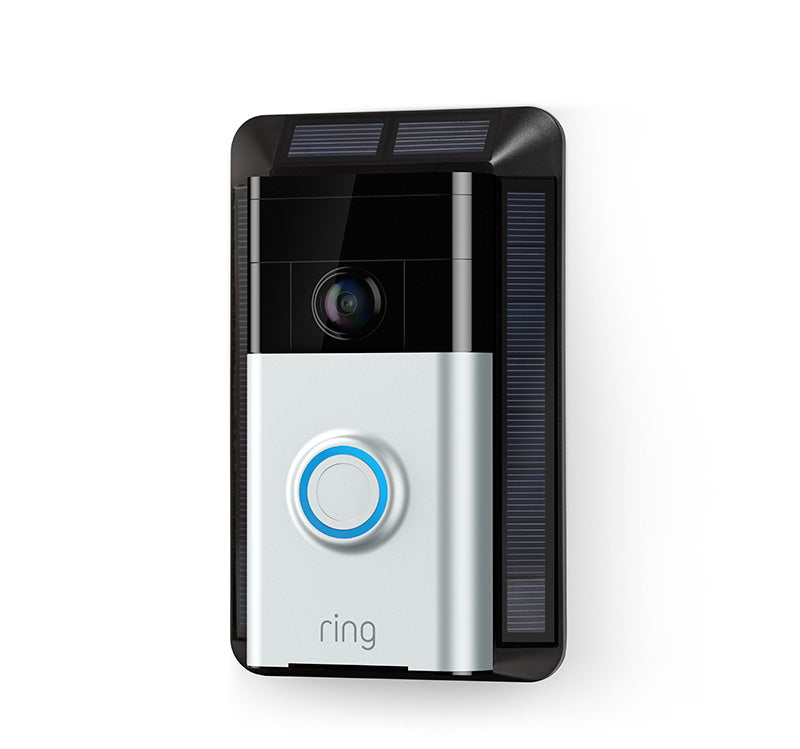 Solar Charger For Ring Video Doorbell Ring