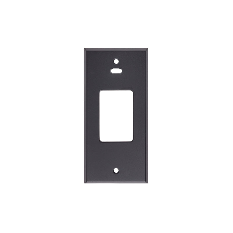 Ring Retro Fit Kit for Video Doorbell Pro - Black
