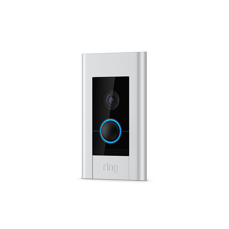 Video Doorbell Elite - Satin Nickel