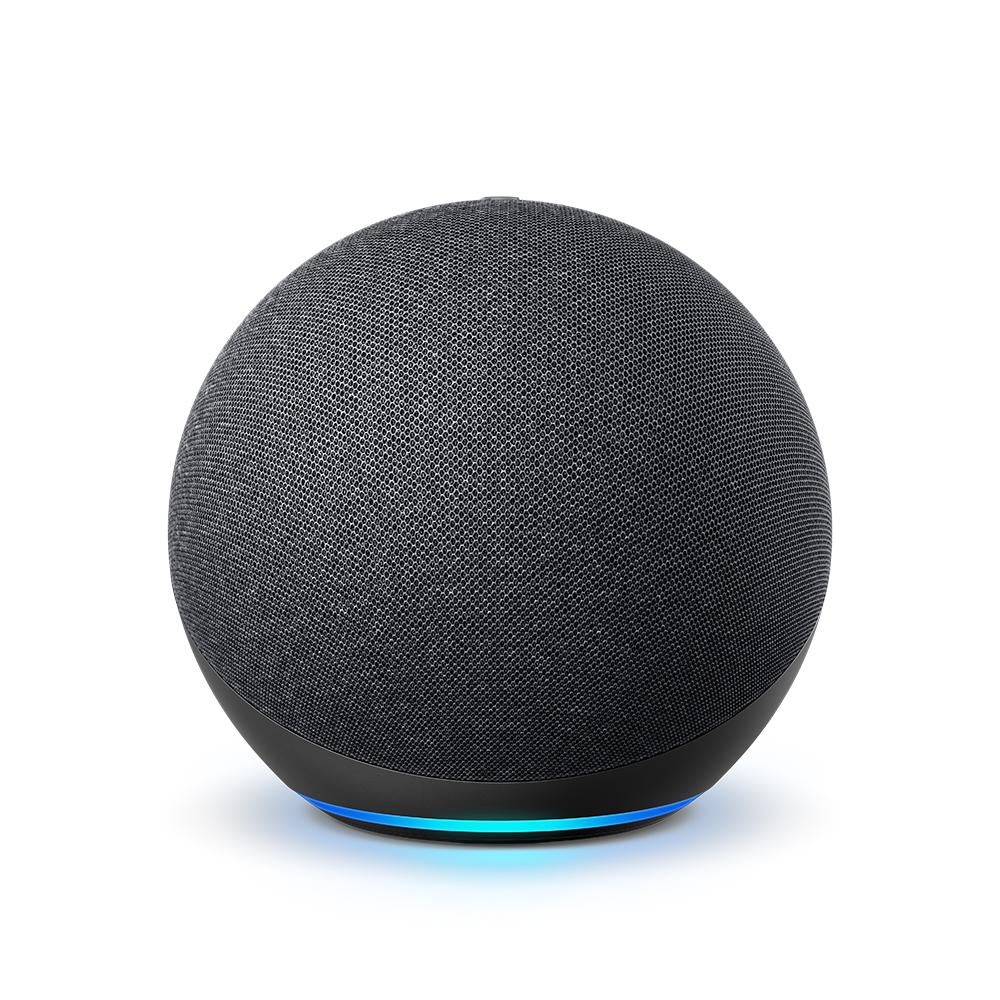 Echo with Premium Sound (for 4th Generation) - Charcoal