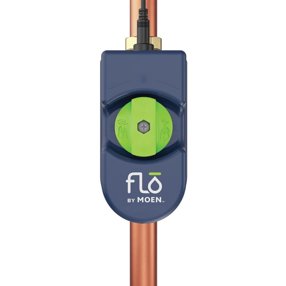 Flo by Moen 3/4-Inch Smart Water Shutoff (for Works with Ring) - Multi