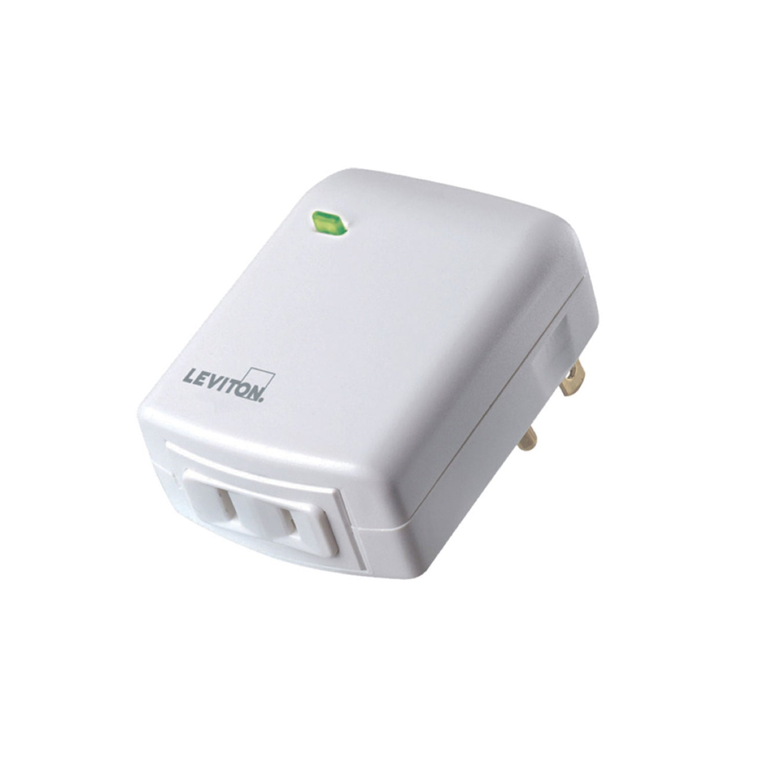 Leviton Decora Smart Plug-In Dimmer (for Works with Ring Alarm Security System) - White