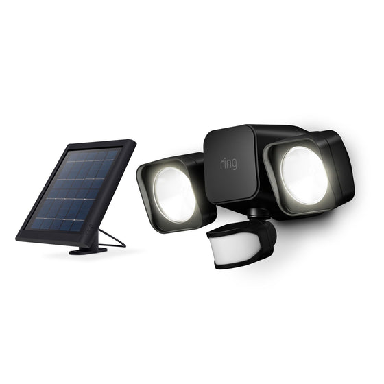 Smart Lighting Solar Floodlight