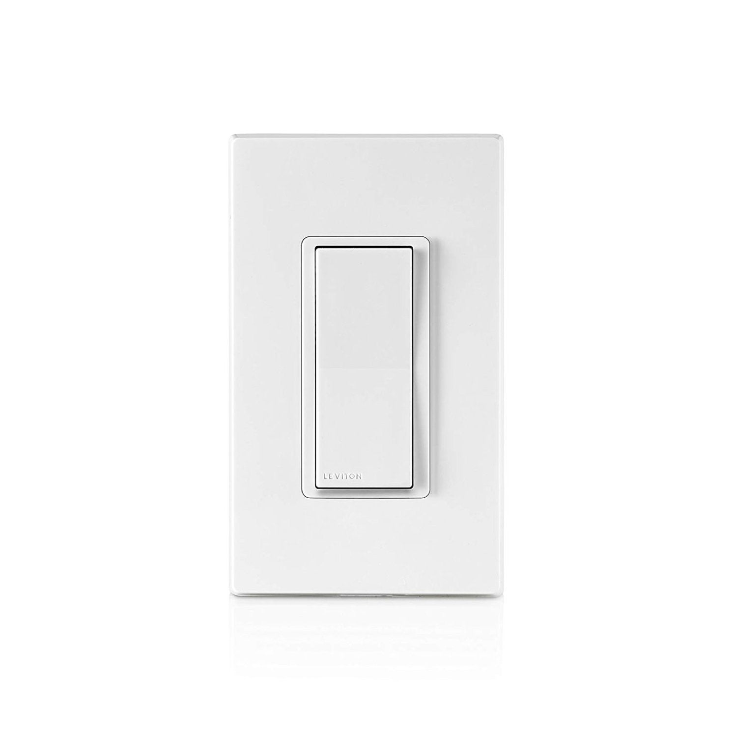Leviton Decora Smart In-Wall Switch (for Works with Ring Alarm Security System) - White