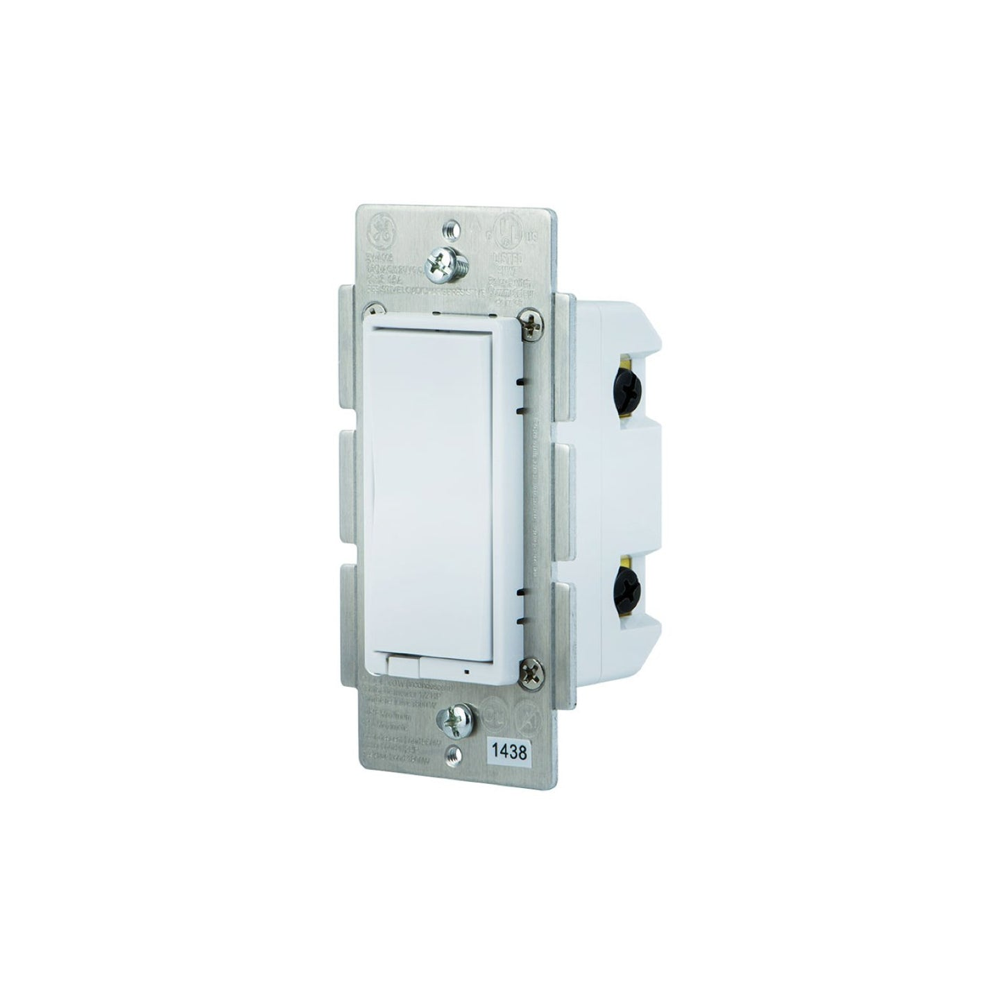 GE In-Wall Paddle Switch (for Works with Ring Alarm Security System)