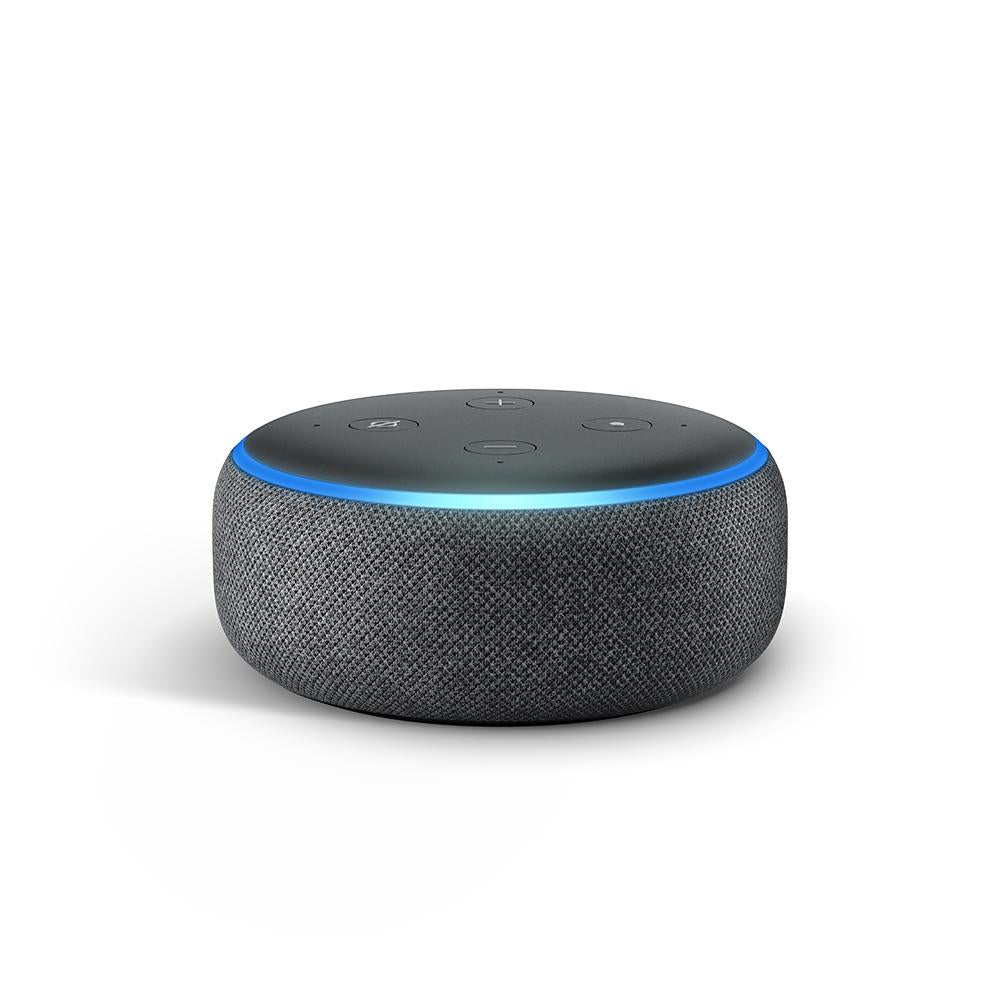 Echo Dot (for 3rd Generation) - Charcoal