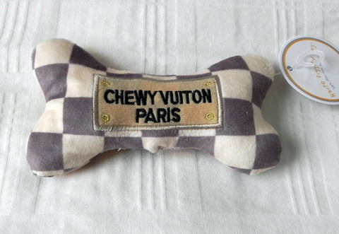 Chewy Vuiton Paris Bone