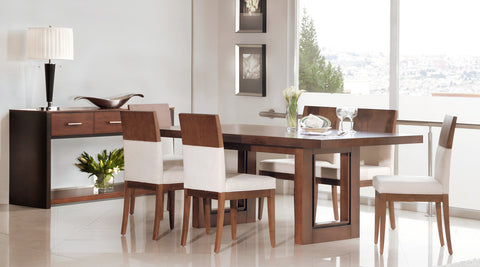 COMEDOR LEMANS RECTANGULAR