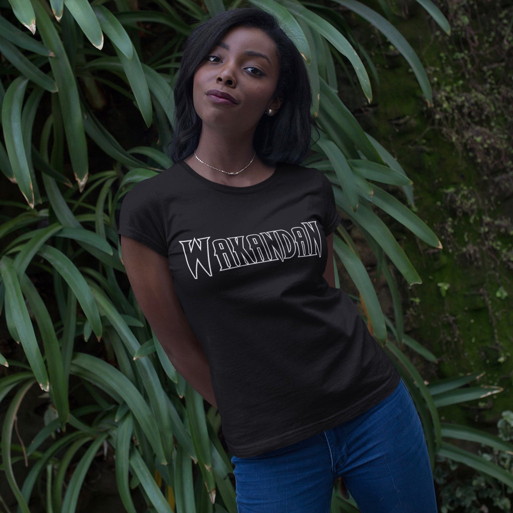 Wakandan Women's T-shirt