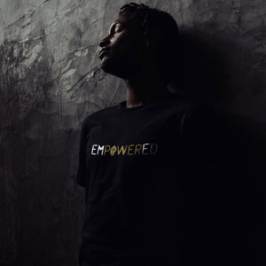 """Empowered"" Men's T-shirt"