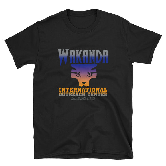 Wakanda Outreach Center Unisex T-Shirt