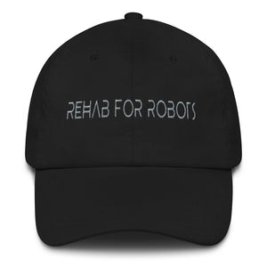 Rehab for Robots Dad Cap