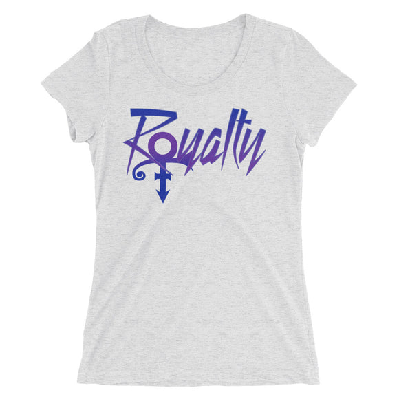 Heathered Prince Royalty Women's T-Shirt