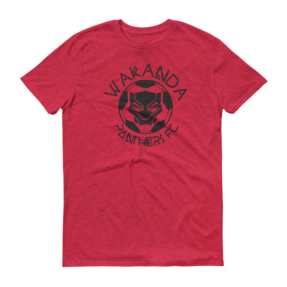 Wakanda Panthers FC Unisex T-Shirt