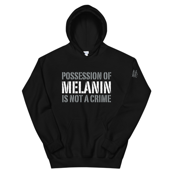 Possession of Melanin Unisex Hoodie