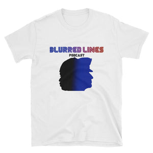 Blurred Lines Podcast Unisex/Men's T-Shirt