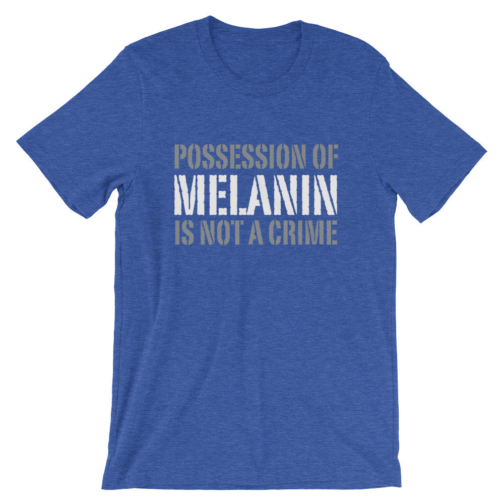 Melanin Possession Unisex/Men's T-Shirt