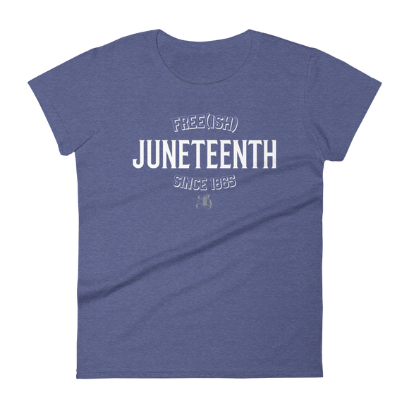 Juneteenth Women's Short Sleeve T-shirt