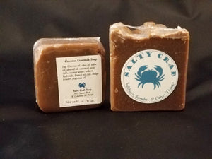 Coconut Goatmilk Soap